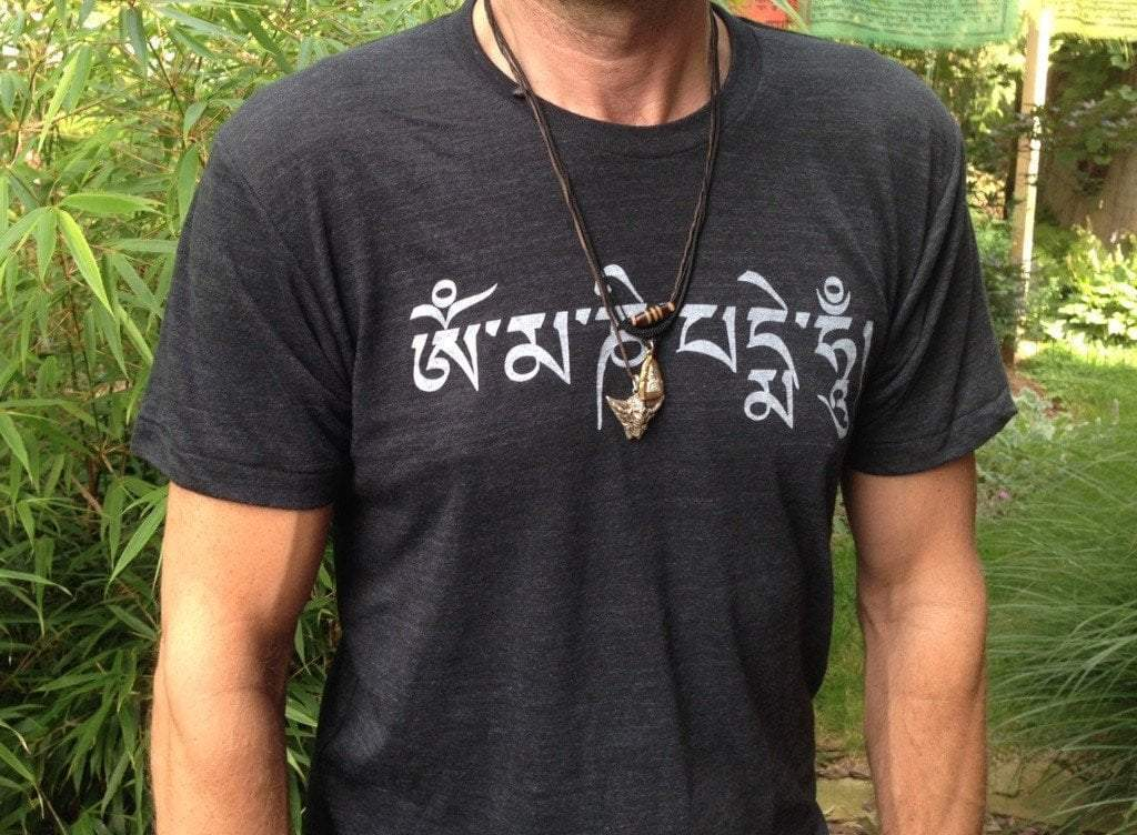 1a9a4b69f32f Clothing Small Our New Om Mani Padme Hung T-Shirt ts013small
