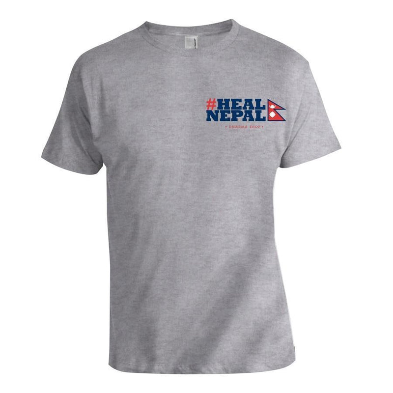 Clothing Small Together We Can #Healnepal T-Shirt ts024-Small