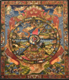 custom thangka for Ruth