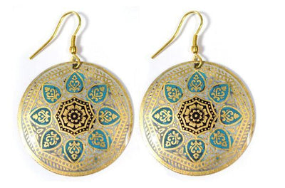 Earrings Default New Matsya Earrings je136
