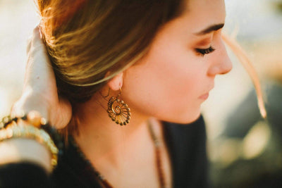 Earrings Evolving Journey Earrings JE478