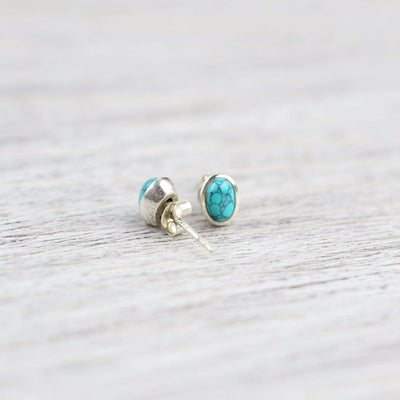 Earrings Healing Turquoise Earrings JE536