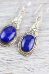Earrings Lapis Intuition Earrings JE533