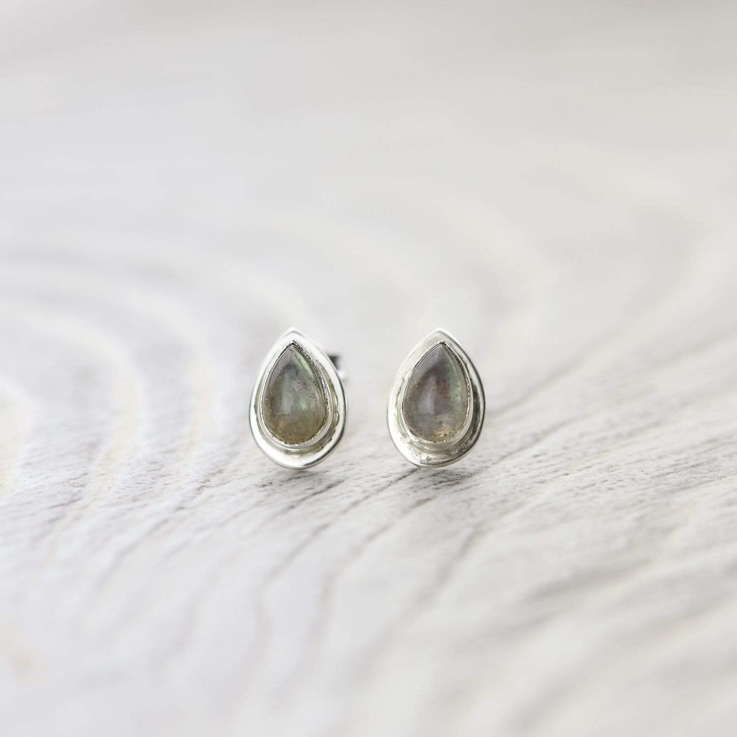 Earrings Mystical Labradorite Earrings JE547
