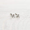 Earrings Snake Stud Earrings JE554