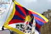 Fabrics,Clothing,Wall Hangings Default Tibetan Flag fb032