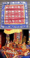 Fabrics,Ritual Items Default Large Altar Cloth fb060