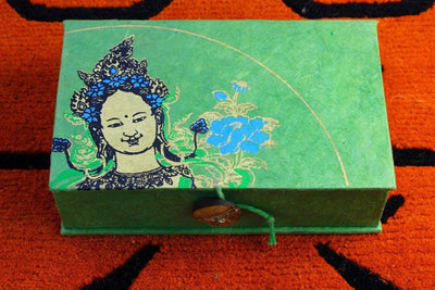 Gift Sets Default Green Tara Gift Box gb022