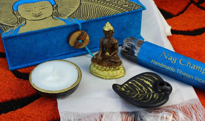 Gifts Default Shakyamuni Buddha Meditation Box gb023