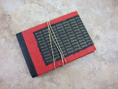 Gifts,Tibetan Style Default Handmade Sustainable Notebook notebook