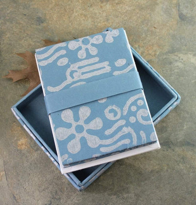 Gifts,Tibetan Style,Paper Goods Default Fair Trade Tree Free Recycled Notecard Box Set pa003