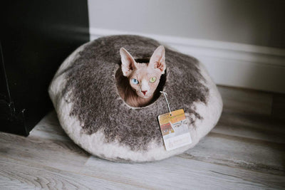 Home Cat Cave Small