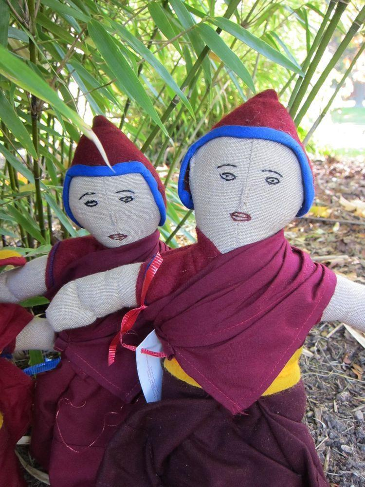 Home Default Tibetan Nun's Doll tnpnundoll