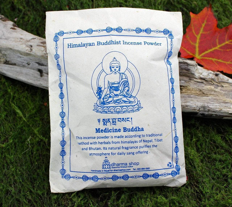 Incense Default Medicine Buddha Himalayan Buddhist Incense Powder IN088