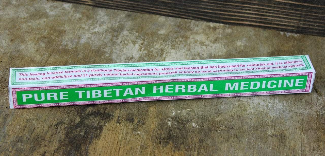Incense Default Pure Tibetan Herbal Medicine Incense in037