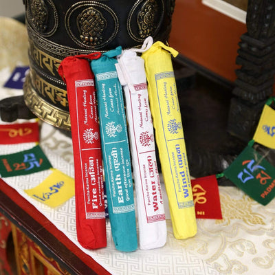 Incense Four Elements Healing Incense Set IN124