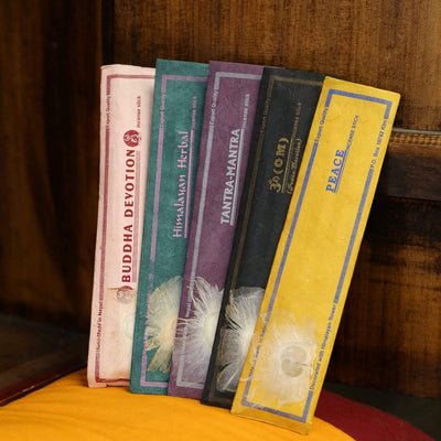 Incense Gift of Nature Incense Set of 5 IN123