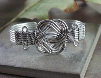Jewelry,Gifts,Tibetan Style,Valentines Day Gift Guide Default Buddha Knot Bracelet jb090