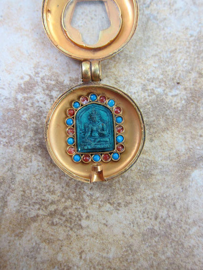 Jewelry,New Items,The Gold Collection Gold Plated Gau with Tara ga032