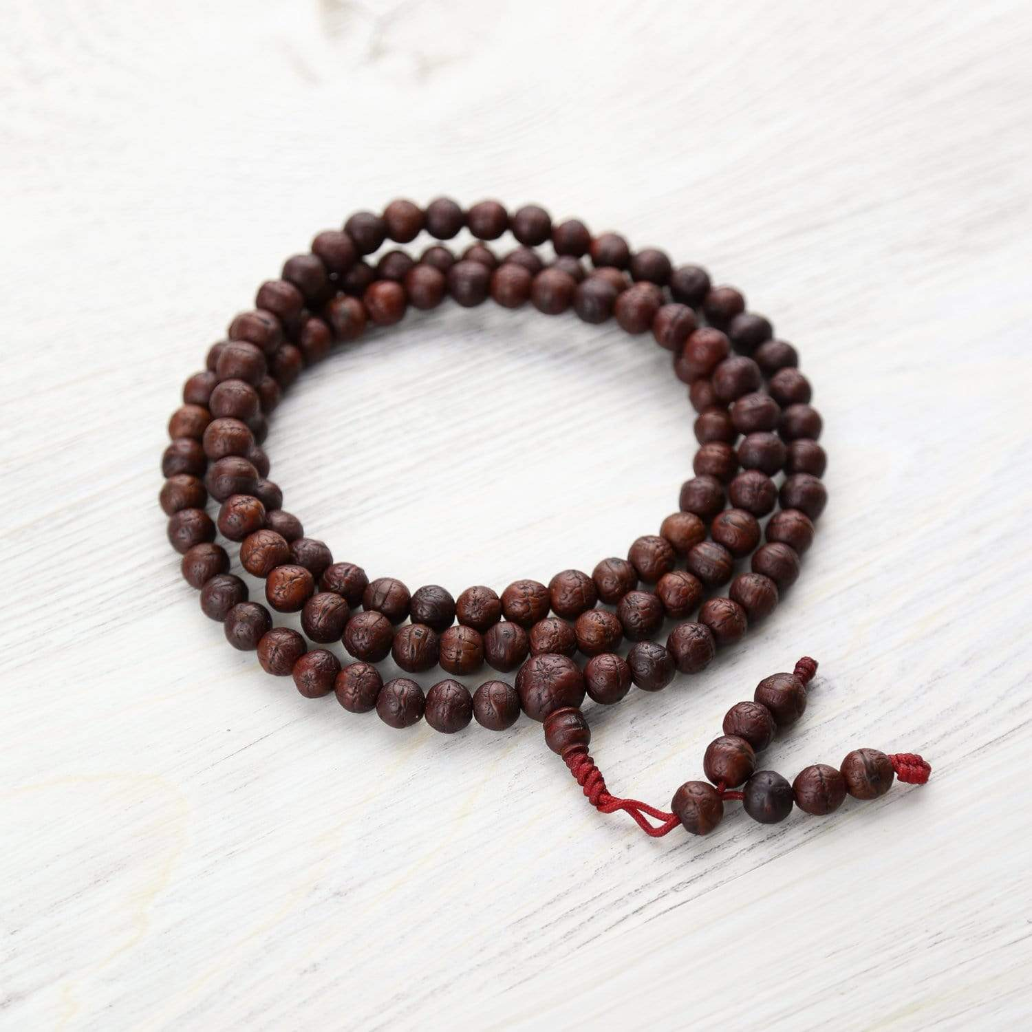 Mala Beads Antique Bodhi Enlightenment Mala ML818
