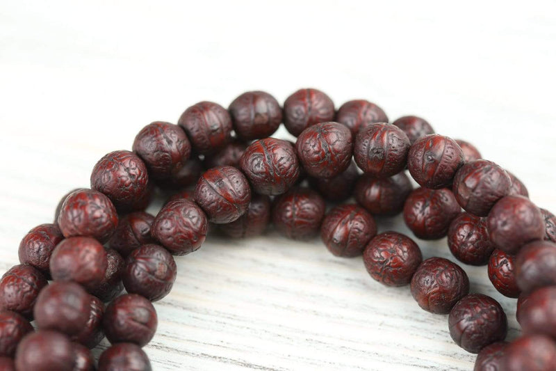 Mala Beads Antique Bodhi Mala for Meditation ML800