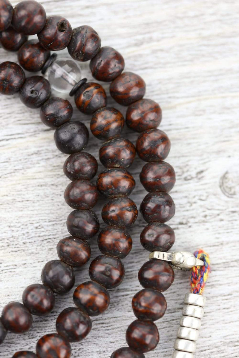 Mala Beads Antique Raktu Mala with Counters ML759