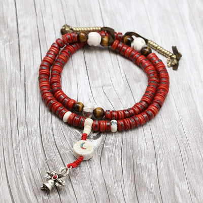 Mala Beads Buddhist Reflection Traditional Mala ML653