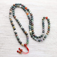 Mala Beads Default Fancy Jasper Mala ml159
