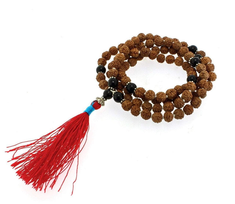 Mala Beads Default Inner Strength Natural Tibetan Mala ml453