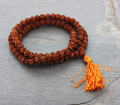 Mala Beads Default Small Rudraksha Mala ml011