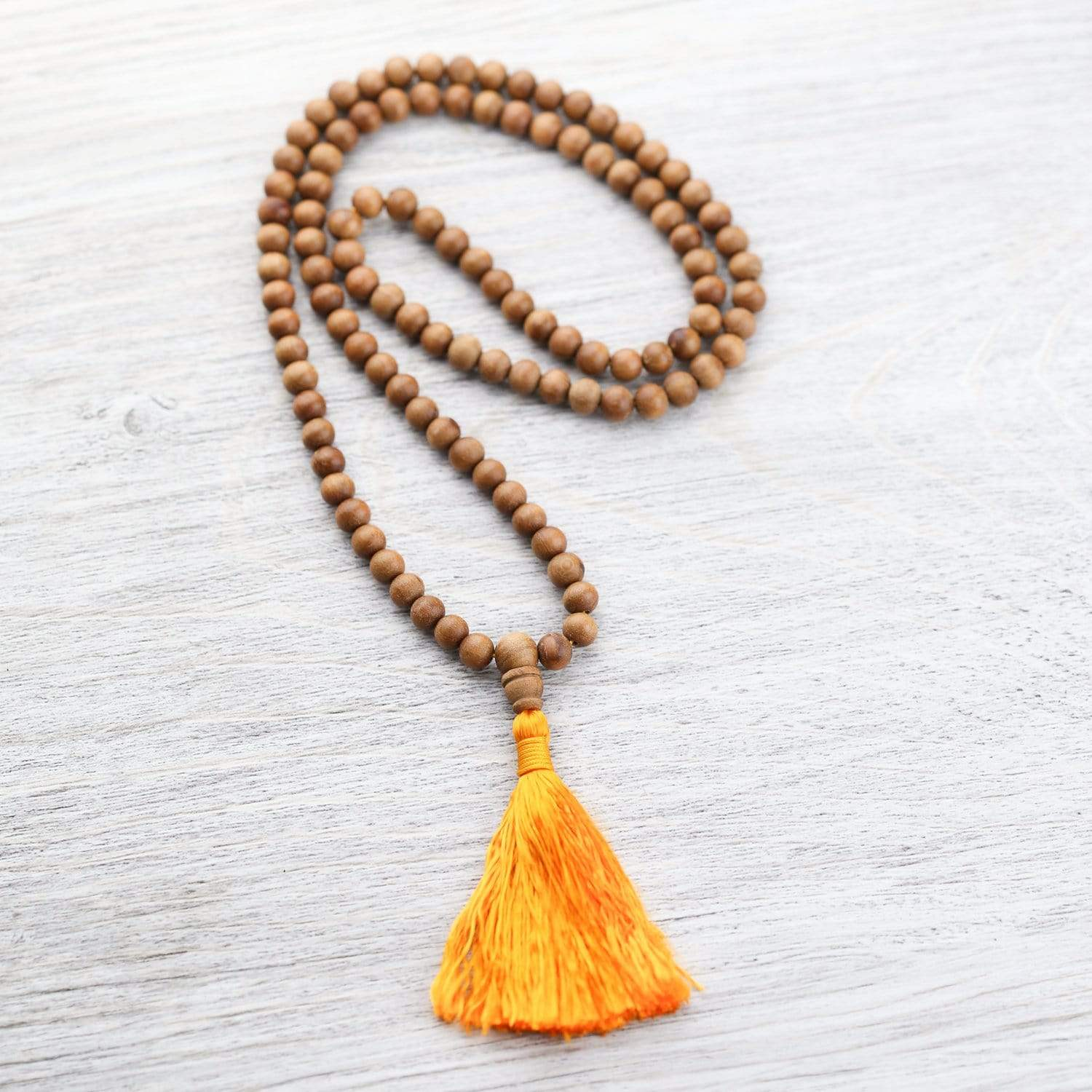 Mala Beads Default Small Sandalwood Mala ml004