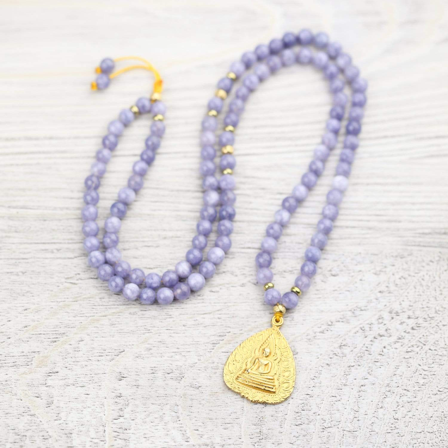 Mala Beads Energy of Happiness Mala ML807