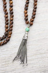 Mala Beads Growth and Nature Mala ML773