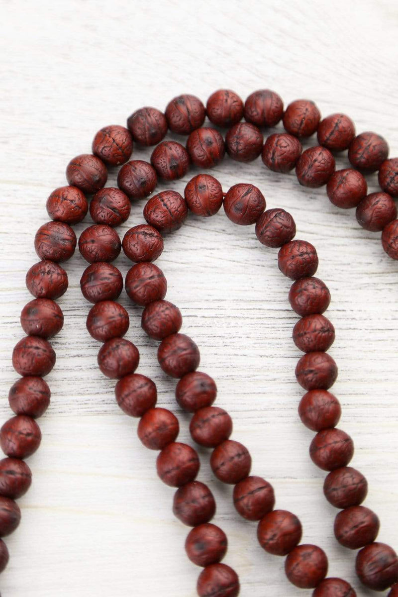 Mala Beads Inner Truth Antique Bodhi Mala ML820