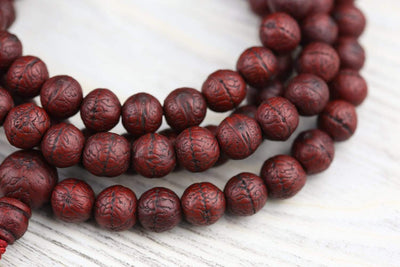 Mala Beads Inner Truth Antique Bodhi Mala MML803