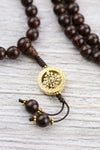 Mala Beads Lotus Seed Protection Mala ML727