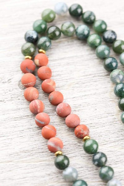 Mala Beads Magnificent Determination Mala ML539