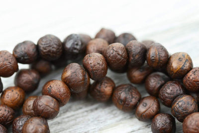 Mala Beads Monks at Boudha Antique Bodhi Mala ML745