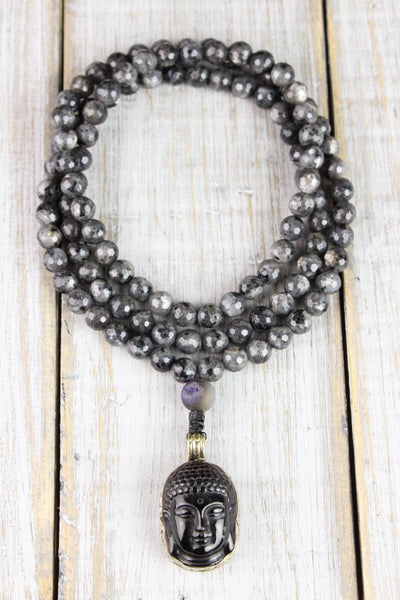 Mala Beads Natural Strength and Creative Energy Mala ML515