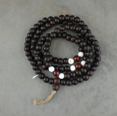 Mala Beads,New Items,Mala of the Day,Tibetan Style Default The Finest Quality Bodhi Seed Malas Available ml113