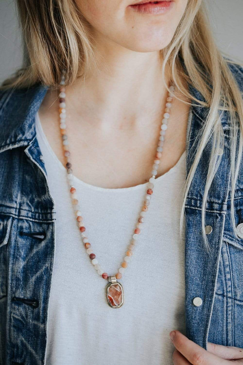 Mala Beads Self Love and Positivity Mala ML756