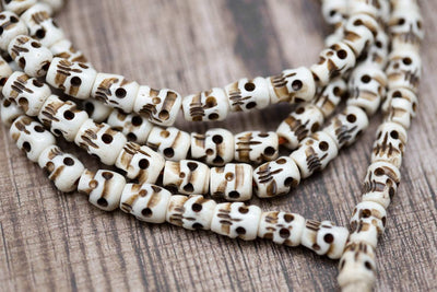 Mala Beads Skull Impermanence Mala ML703