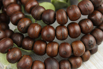 Mala Beads Small One-of-a-Kind Bodhi Seed Mala ML001a