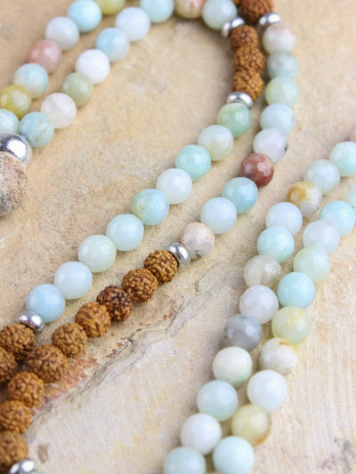 Mala Beads Soothing Energy Mala ML561