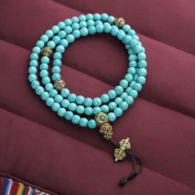 Mala Beads Tranquil Soul of Tibet Mala ML582