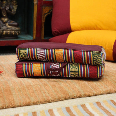 Meditation Folding Tibetan Meditation Cushion MD007