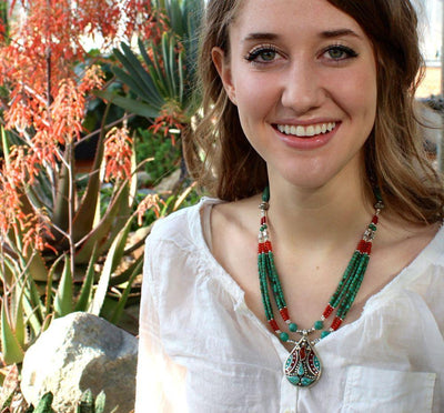 Swayambhunath Necklace