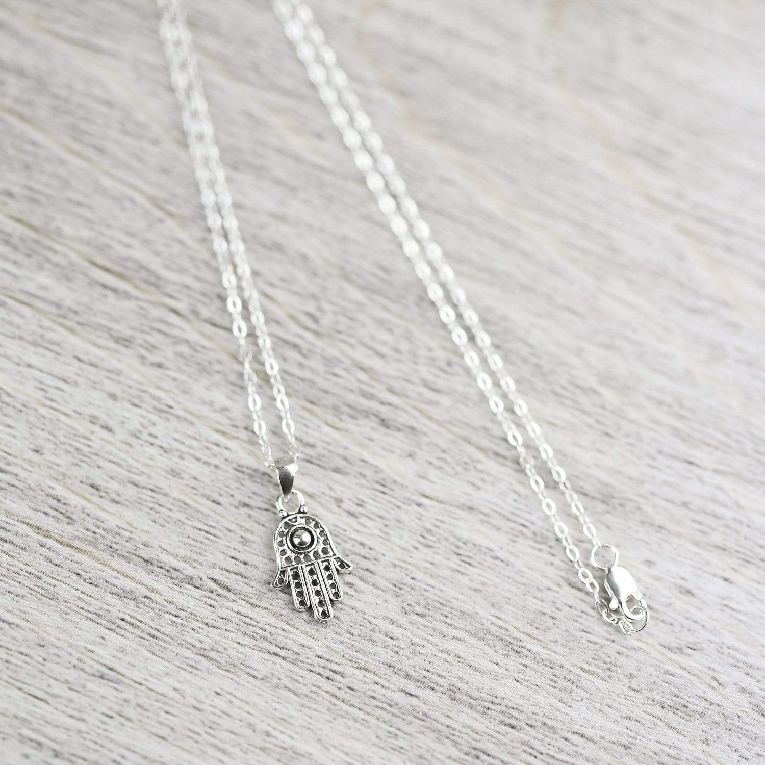 Necklaces Hamsa Happiness Necklace JN751
