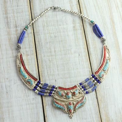 Necklaces Karma Dolma Tibetan Dreams Necklace JN729