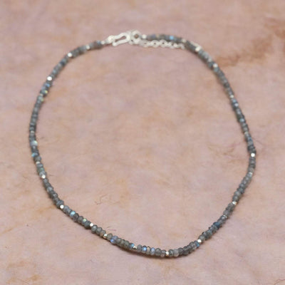 Necklaces Labradorite Spirit Necklace JN789